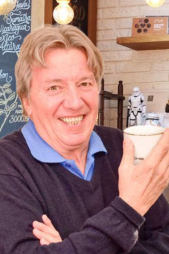 Norbert Kaffee-Experte